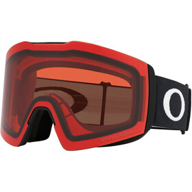 Oakley Fall Line XL Snow Goggles Herre matte black/prizm rose